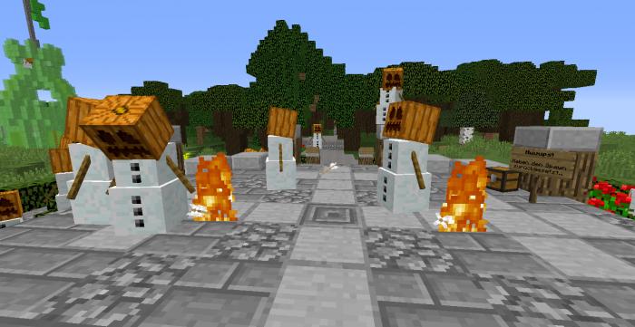 Screenshots Vom Server Von Minecraft Seite Unlimitedworld - Minecraft spieler zu mir teleportieren